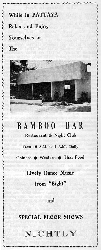 Bangkok Traveler's Guide, June 1969