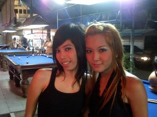 Sexy Pattaya bar girls